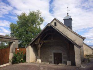 Eglise d'Hauteville-lès-Dijon