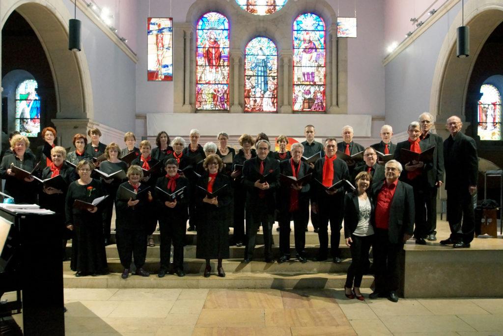 Concert à Ste Chantal à Dijon