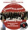 Affiche Concert Velars Hautevoix